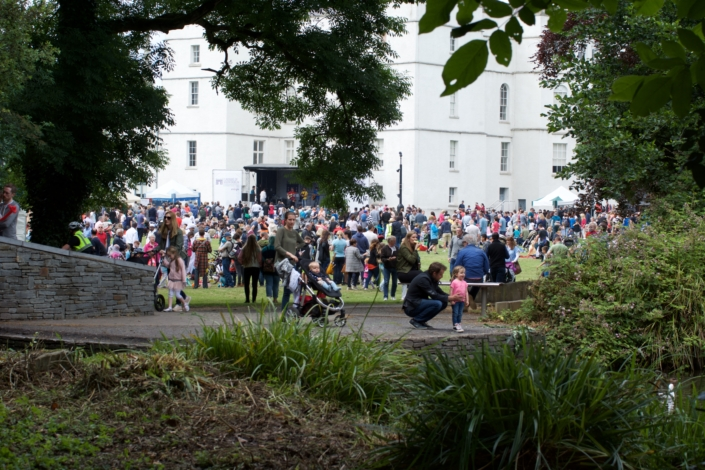 Flavours of South Dublin. Event and festival management. Live entertainment.