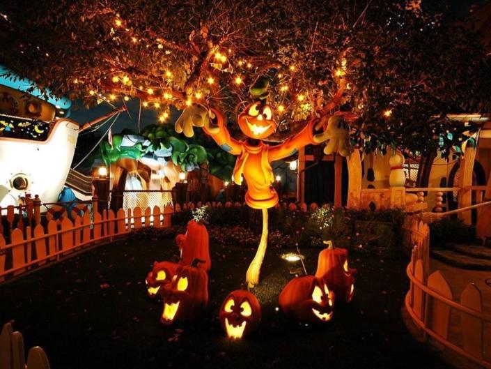 Halloween Spooktacular Festival - Live Entertainment and festival Management