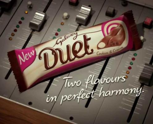 Galaxy Duet marketing activation